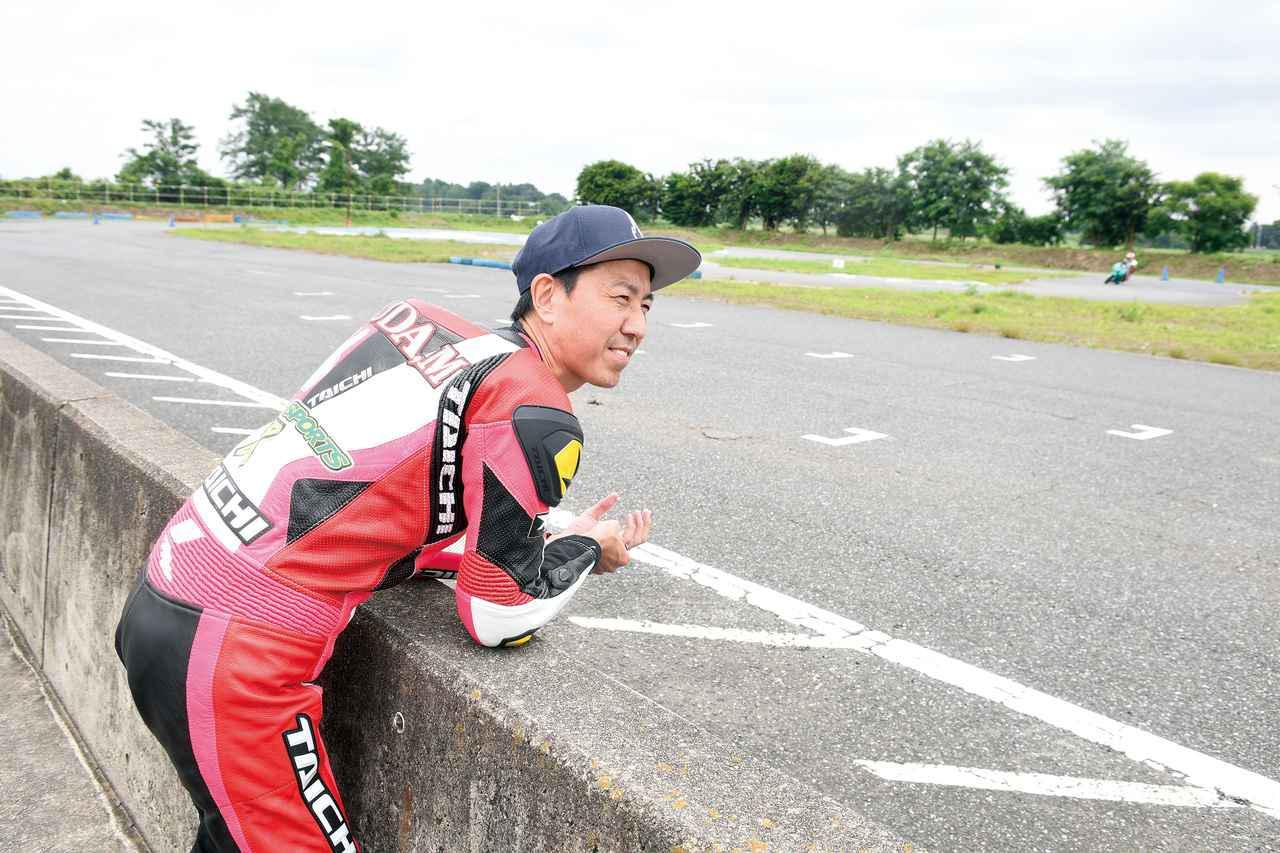 画像2: 【スズキ GSX250R 編】チュートリアル福田充徳さんが250ccスポーツバイクを乗り比べ!〈サーキット試乗インプレ〉