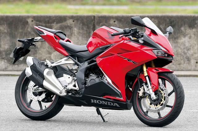 画像: Honda CBR250RR (2019年モデル) 総排気量:249cc エンジン形式:水冷4ストDOHC4バルブ並列2気筒 最高出力:28kW(38PS)/12,500rpm 最大トルク:23N・m(2.3kgf・m)/11,000rpm メーカー希望小売価格:税込80万3,000円、ABS搭載車は82万1,700円