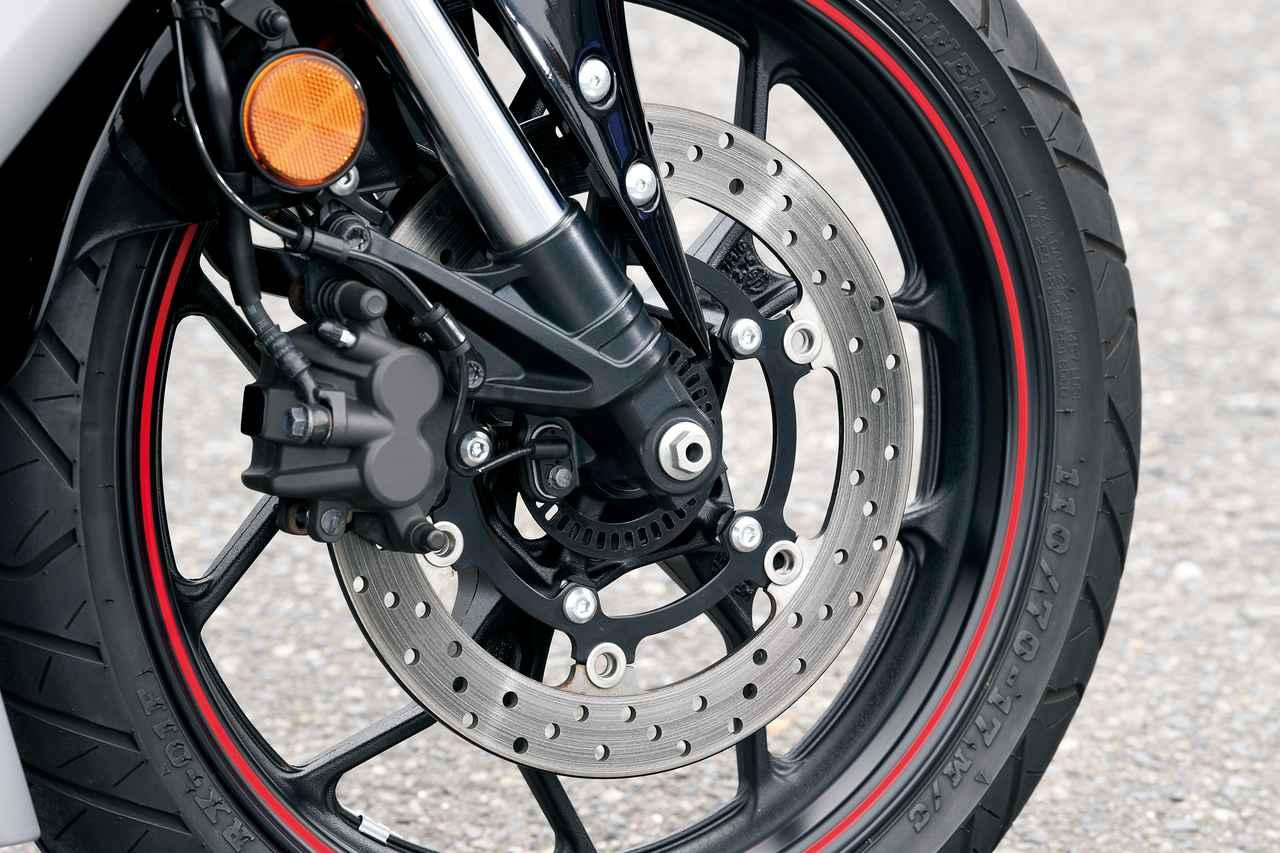 Images : 7番目の画像 - ヤマハ YZF-R25 ABS - webオートバイ