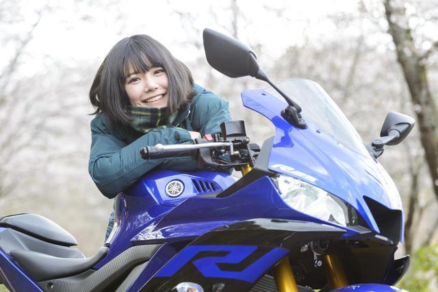 画像: 美環×YAMAHA YZF-R25【オートバイ女子部のフォトアルバム】 - webオートバイ