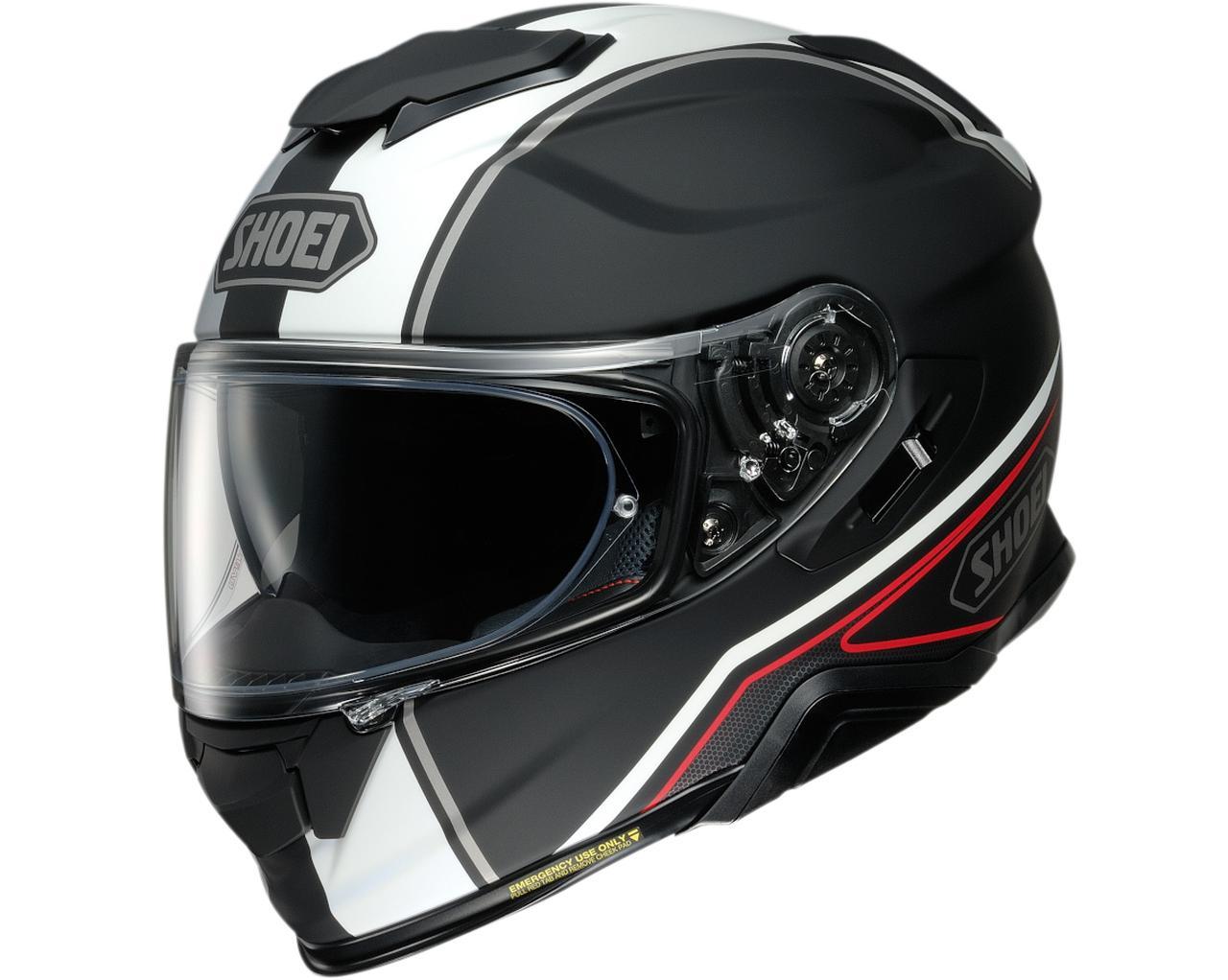 画像3: 【SHOEI】インナーサンバイザー付きフルフェイスヘルメット「GT-AirII」の新グラフィックモデル〈パノラマ〉が登場!