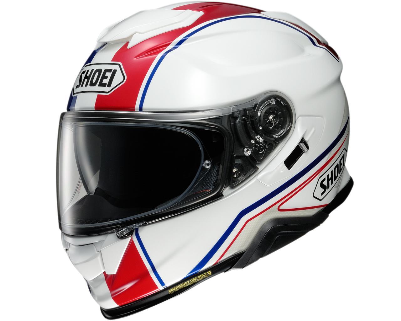 画像5: 【SHOEI】インナーサンバイザー付きフルフェイスヘルメット「GT-AirII」の新グラフィックモデル〈パノラマ〉が登場!