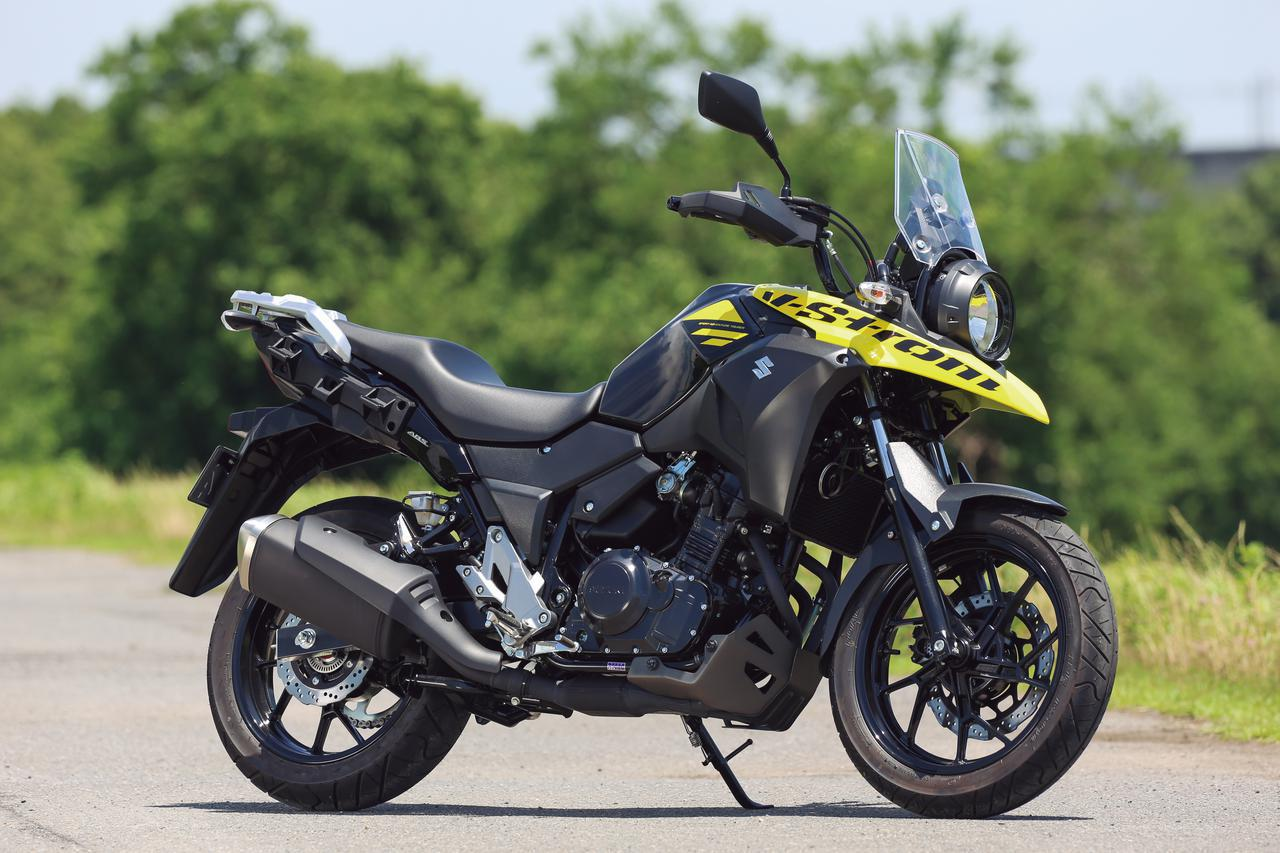 Images : 3番目の画像 - 250ccアドベンチャーバイク - webオートバイ