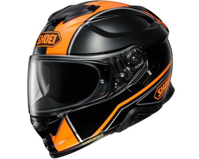 画像4: 【SHOEI】インナーサンバイザー付きフルフェイスヘルメット「GT-AirII」の新グラフィックモデル〈パノラマ〉が登場!