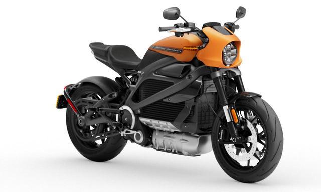 画像: Harley-Davidson LiveWire