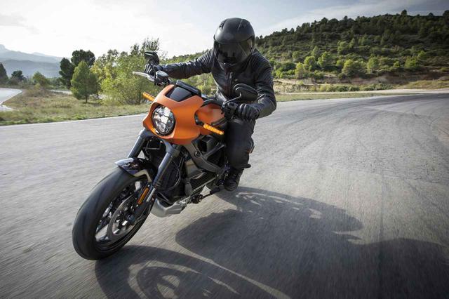 画像: 日本市場に導入決定!ハーレーダビッドソン初の電動スポーツバイク「LiveWire」