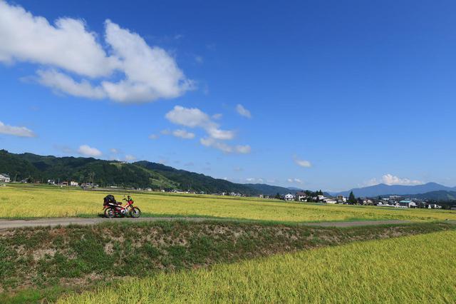 画像12: 目指せ日本海! ホンダ「CT125・ハンターカブ」でロングツーリング!【4泊5日1000kmの旅 後編】