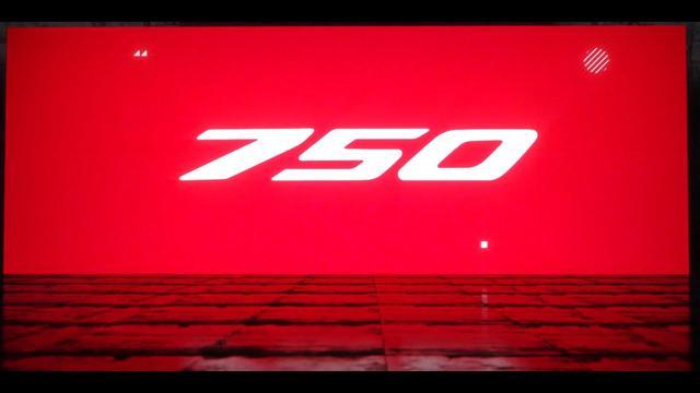 画像: FORZA 750. 14.10.20 www.youtube.com