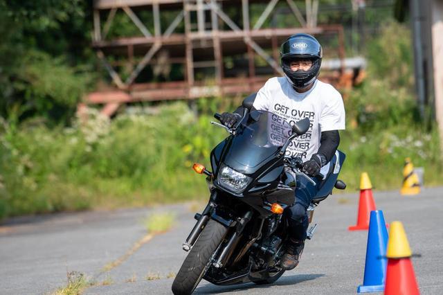 画像: CB400 SUPER BOL D'OR彼が免許取り立てだそうです(^^)
