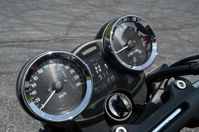 画像3: 〈1週間1000kmインプレ〉カワサキ Z900RS(2017年)『新時代のZ』は本当に『現代のZ』だったか!?