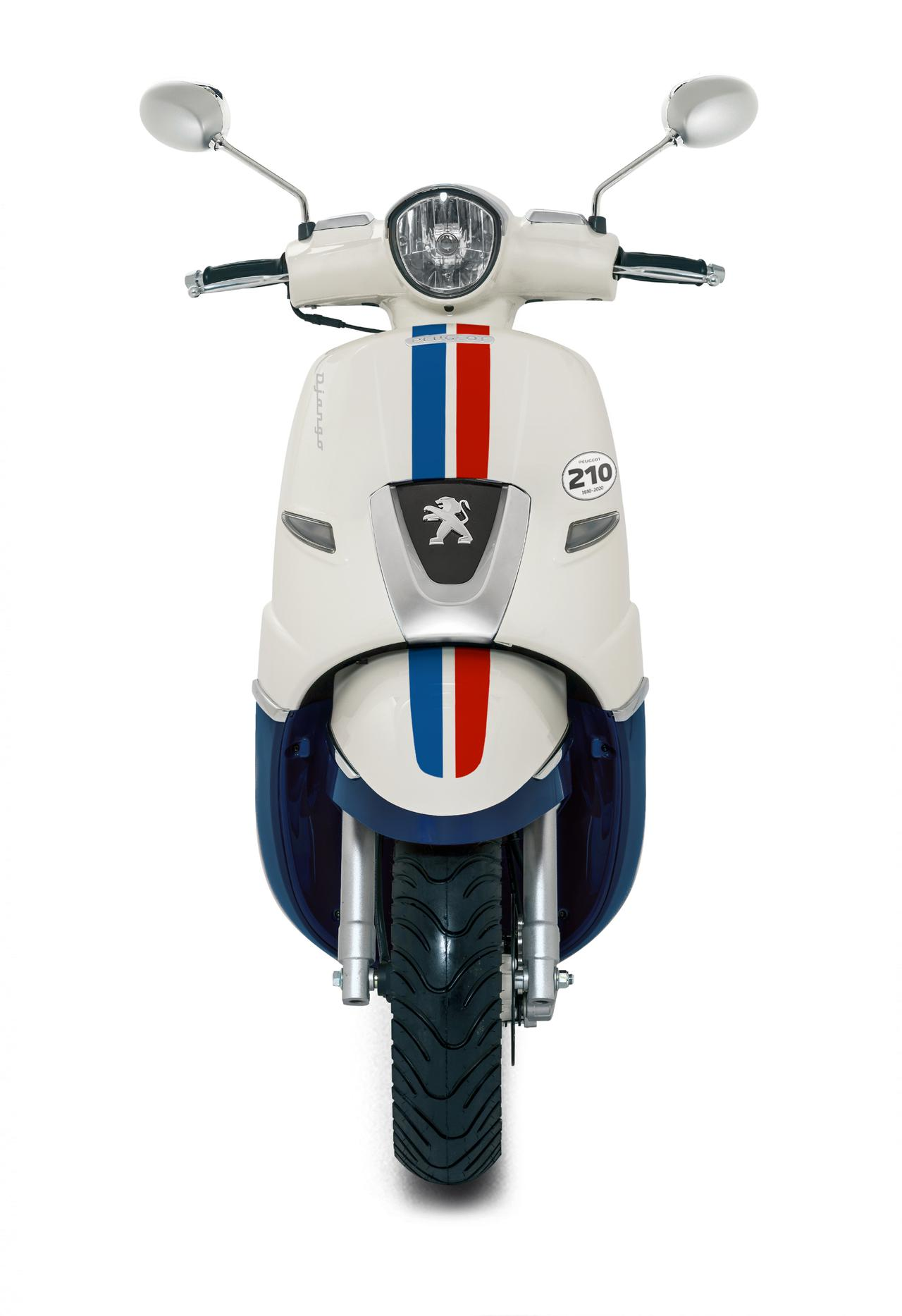Images : 12番目の画像 - 「ジャンゴ 125 ABS 210周年リミテッドエディション」の写真を見る - LAWRENCE - Motorcycle x Cars + α = Your Life.