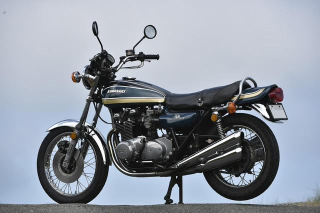 画像: 1974 KAWASKI 750RS Z2A SPECIFICATION
