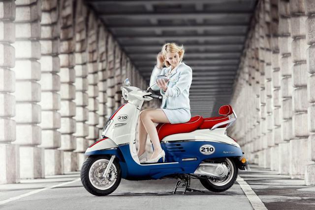 画像: プジョー創業210周年を記念した特別なモデル「ジャンゴ 125 ABS 210周年リミテッドエディション」が誕生! | AIDEA STYLE - アイディア スタイル