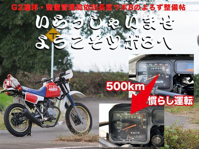 画像: いらっしゃいませ、ようこツボ8へ 第7回 | WEB Mr.Bike