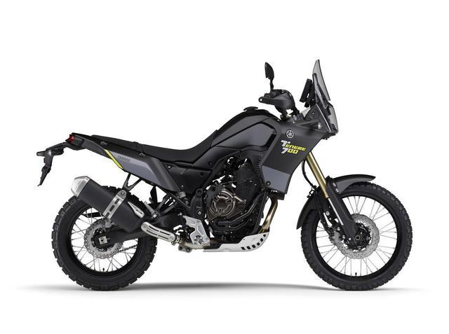 画像11: ヤマハ「テネレ700」は予想以上に扱いやすかった! 高速道路からオフロードまで楽しめる万能な旅バイク【試乗インプレ・車両解説】(2020年)