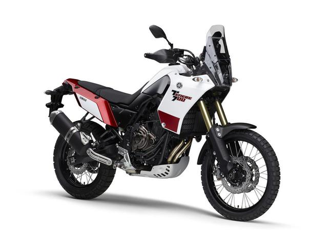 画像15: ヤマハ「テネレ700」は予想以上に扱いやすかった! 高速道路からオフロードまで楽しめる万能な旅バイク【試乗インプレ・車両解説】(2020年)