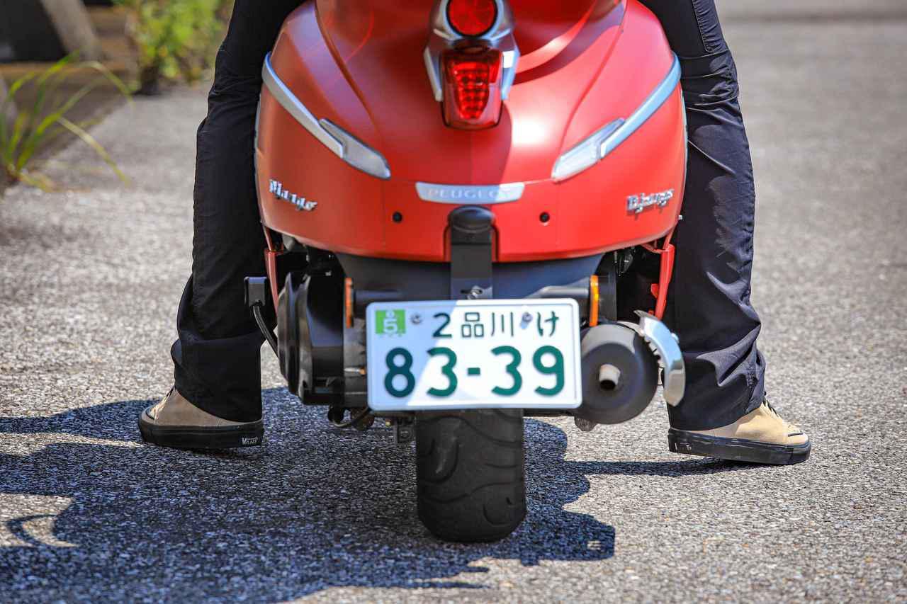 画像10: 【お値打ち車両の選び方】原付二種&軽二輪スクーターをお探しなら、オシャレなのに便利な「プジョー・ジャンゴ スポーツ」を選べば間違いナシ!《Webオートバイ特別限定車は9月30日まで!》