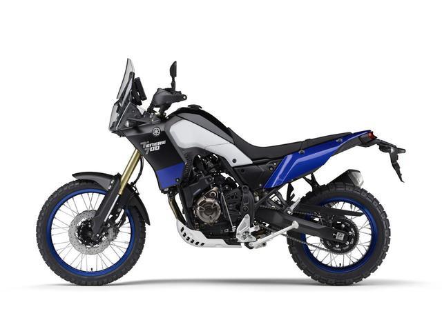 画像4: ヤマハ「テネレ700」は予想以上に扱いやすかった! 高速道路からオフロードまで楽しめる万能な旅バイク【試乗インプレ・車両解説】(2020年)