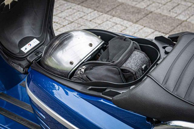 画像4: 【お値打ち車両の選び方】原付二種&軽二輪スクーターをお探しなら、オシャレなのに便利な「プジョー・ジャンゴ スポーツ」を選べば間違いナシ!《Webオートバイ特別限定車は9月30日まで!》