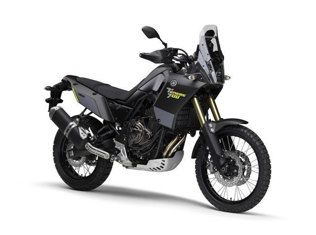 画像16: ヤマハ「テネレ700」は予想以上に扱いやすかった! 高速道路からオフロードまで楽しめる万能な旅バイク【試乗インプレ・車両解説】(2020年)