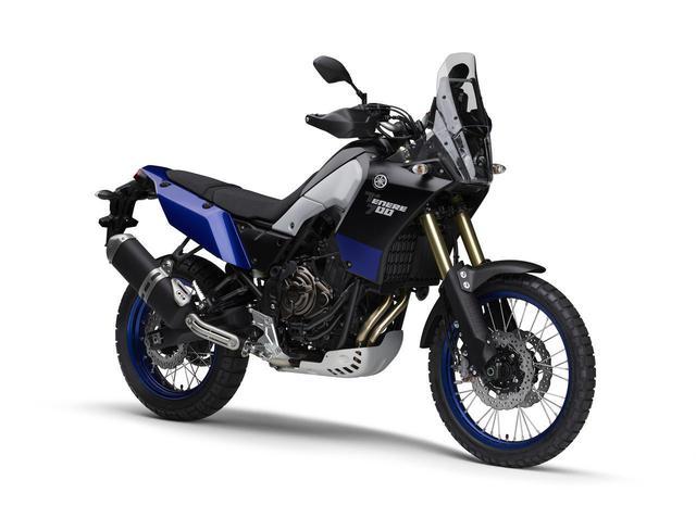 画像14: ヤマハ「テネレ700」は予想以上に扱いやすかった! 高速道路からオフロードまで楽しめる万能な旅バイク【試乗インプレ・車両解説】(2020年)