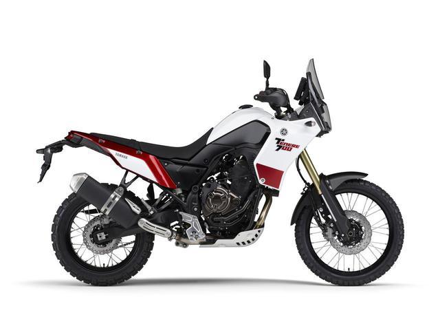 画像7: ヤマハ「テネレ700」は予想以上に扱いやすかった! 高速道路からオフロードまで楽しめる万能な旅バイク【試乗インプレ・車両解説】(2020年)