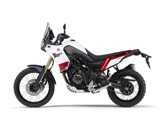 画像8: ヤマハ「テネレ700」は予想以上に扱いやすかった! 高速道路からオフロードまで楽しめる万能な旅バイク【試乗インプレ・車両解説】(2020年)