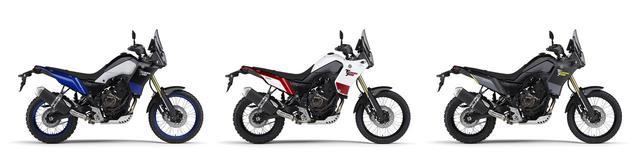 画像13: ヤマハ「テネレ700」は予想以上に扱いやすかった! 高速道路からオフロードまで楽しめる万能な旅バイク【試乗インプレ・車両解説】(2020年)