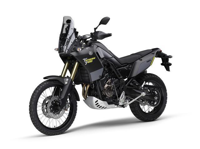 画像10: ヤマハ「テネレ700」は予想以上に扱いやすかった! 高速道路からオフロードまで楽しめる万能な旅バイク【試乗インプレ・車両解説】(2020年)