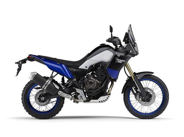 画像3: ヤマハ「テネレ700」は予想以上に扱いやすかった! 高速道路からオフロードまで楽しめる万能な旅バイク【試乗インプレ・車両解説】(2020年)