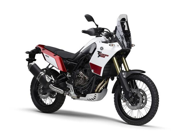 画像5: ヤマハ「テネレ700」は予想以上に扱いやすかった! 高速道路からオフロードまで楽しめる万能な旅バイク【試乗インプレ・車両解説】(2020年)