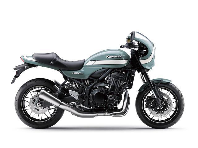 画像12: カワサキが「Z900RS」「Z900RS CAFE」の2021年モデルを発表! 2020年モデルとのカラーを比較してみよう