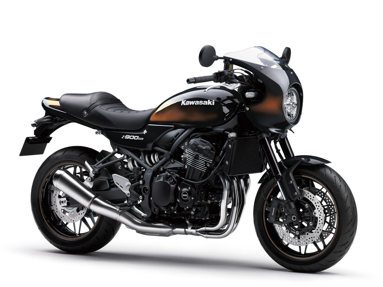 Images : 8番目の画像 - カワサキ「Z900RS」「Z900RS CAFE」2021年モデル - webオートバイ