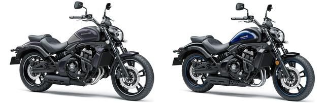 画像2: カワサキ「バルカンS」の2021年モデルが登場! 発売日は2020年11月1日!