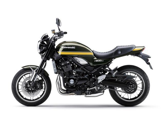 画像1: カワサキが「Z900RS」「Z900RS CAFE」の2021年モデルを発表! 2020年モデルとのカラーを比較してみよう
