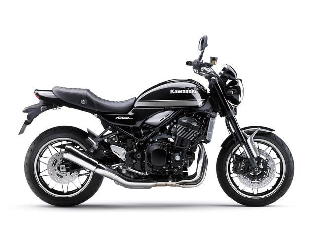 画像4: カワサキが「Z900RS」「Z900RS CAFE」の2021年モデルを発表! 2020年モデルとのカラーを比較してみよう