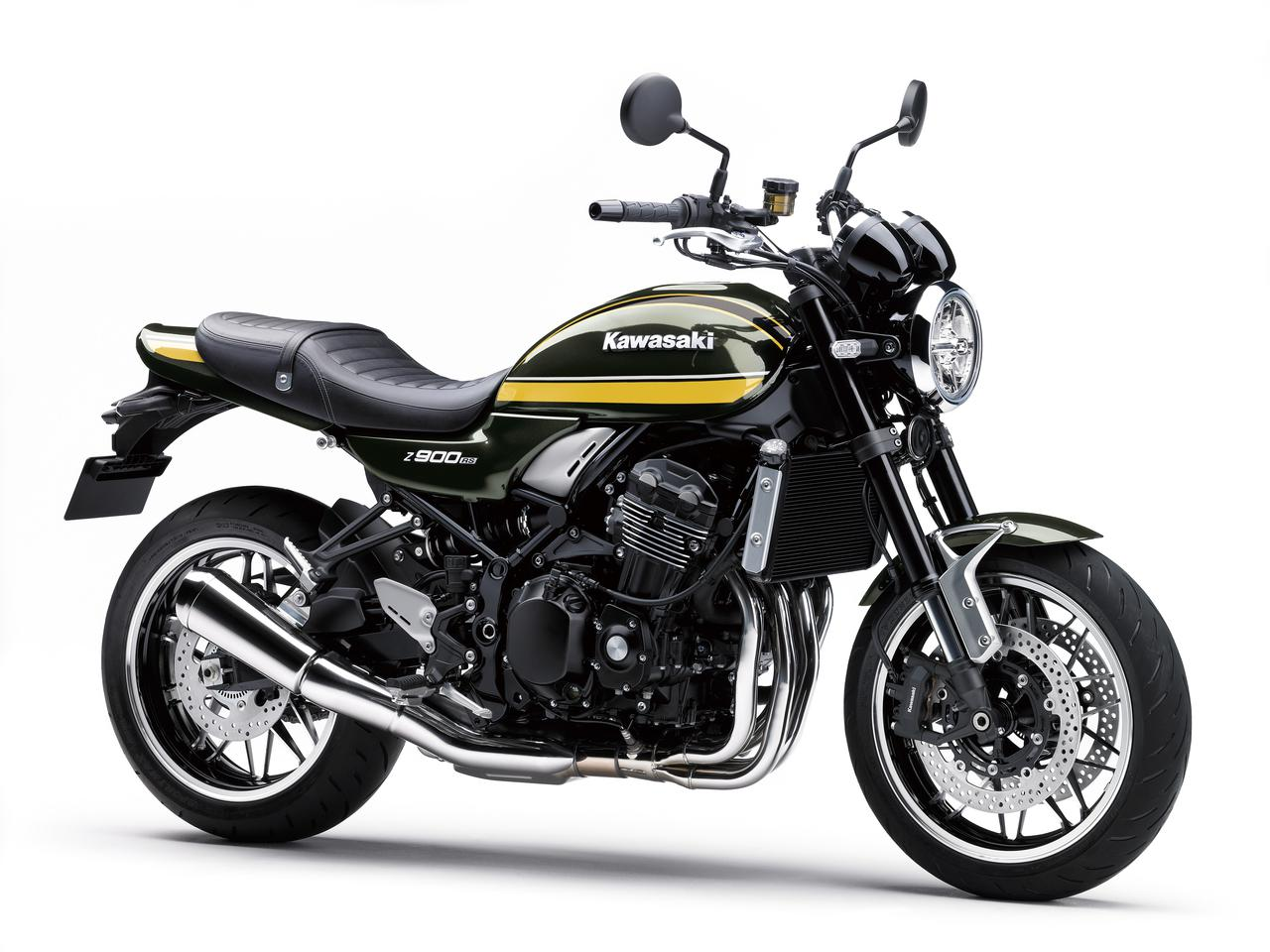 Images : 5番目の画像 - カワサキ「Z900RS」「Z900RS CAFE」2021年モデル - webオートバイ