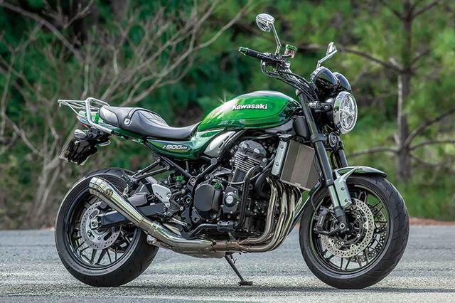 画像: デイトナZ900RS(カワサキZ900RS)すぐ使いたくなるユーティリティパーツで強化する【Heritage&Legends】 - webオートバイ