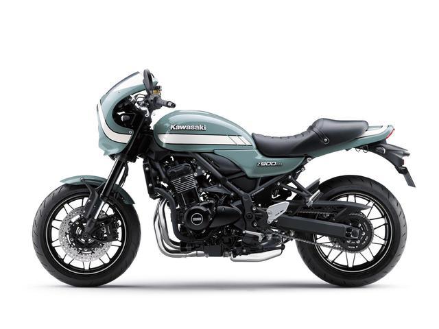 画像11: カワサキが「Z900RS」「Z900RS CAFE」の2021年モデルを発表! 2020年モデルとのカラーを比較してみよう