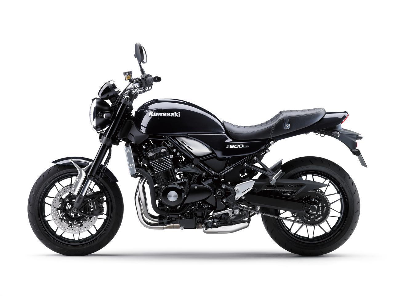 画像5: カワサキが「Z900RS CAFE」の新色を発売! Z900RSシリーズの2021年モデルと2020年モデルを比較してみよう【2021速報】