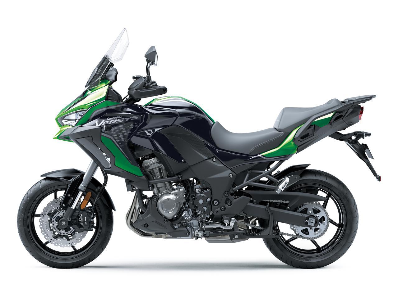 Images : 1番目の画像 - VERSYS 1000 SEの写真をもっと見る! - webオートバイ