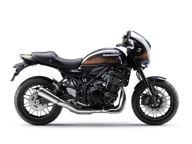 画像8: カワサキが「Z900RS」「Z900RS CAFE」の2021年モデルを発表! 2020年モデルとのカラーを比較してみよう