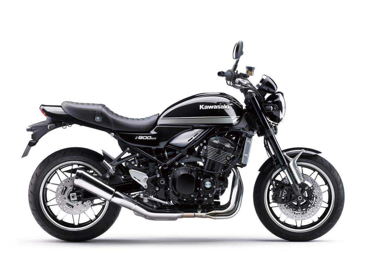 Images : 3番目の画像 - カワサキ「Z900RS」「Z900RS CAFE」2021年モデル - webオートバイ