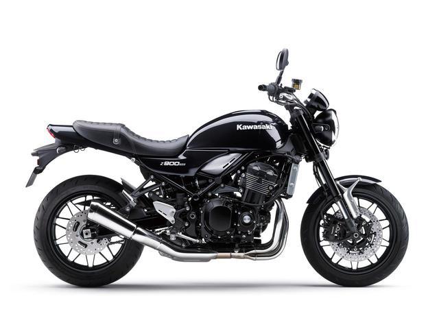 画像6: カワサキが「Z900RS」「Z900RS CAFE」の2021年モデルを発表! 2020年モデルとのカラーを比較してみよう