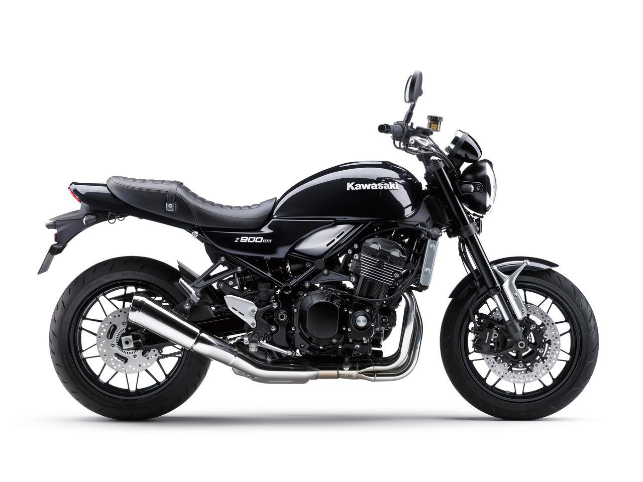 画像6: カワサキが「Z900RS CAFE」の新色を発売! Z900RSシリーズの2021年モデルと2020年モデルを比較してみよう【2021速報】