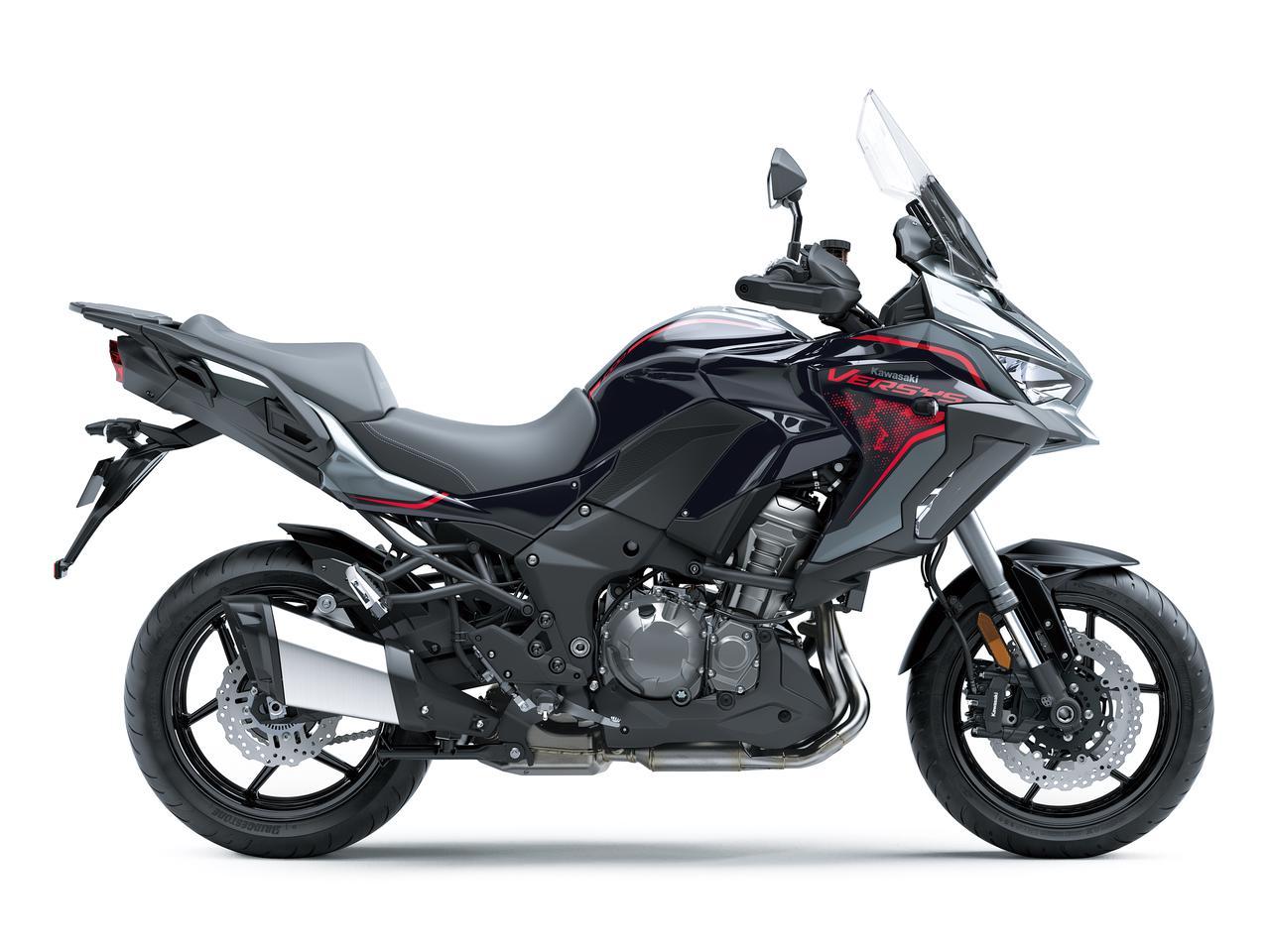 Images : 6番目の画像 - VERSYS 1000 SEの写真をもっと見る! - webオートバイ