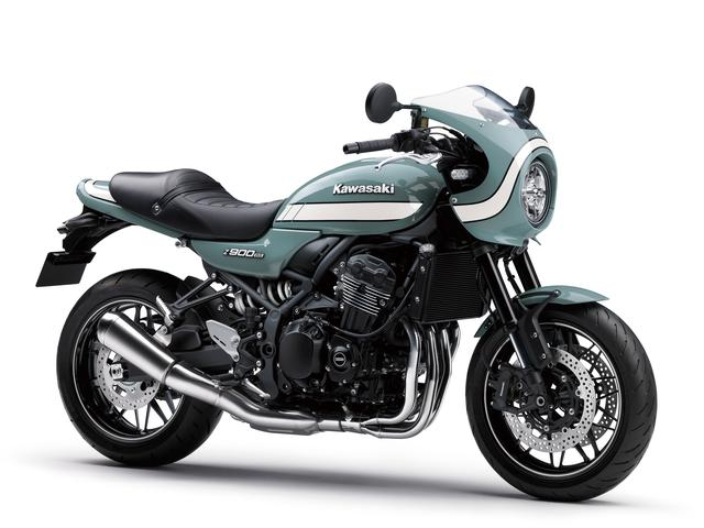 画像18: カワサキが「Z900RS」「Z900RS CAFE」の2021年モデルを発表! 2020年モデルとのカラーを比較してみよう