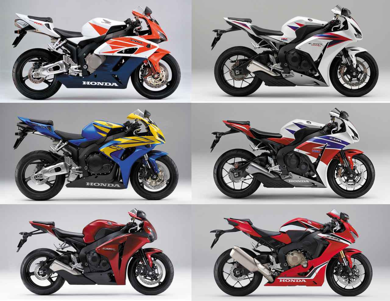 画像: 【名車の歴史】ホンダ「CBR1000RR」から「CBR1000RR-R FIREBLADE」へ - webオートバイ
