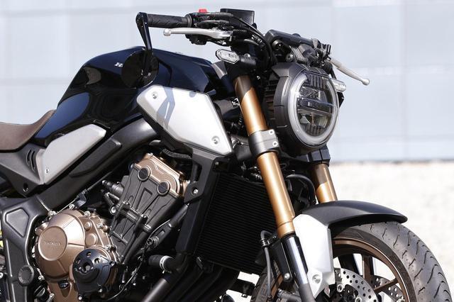 画像: ホンダが「CB650R」のカスタムコンセプト車を公開! ボルトオンパーツのみでくみ上げられた〈ちょいワル〉ダークカスタム - webオートバイ