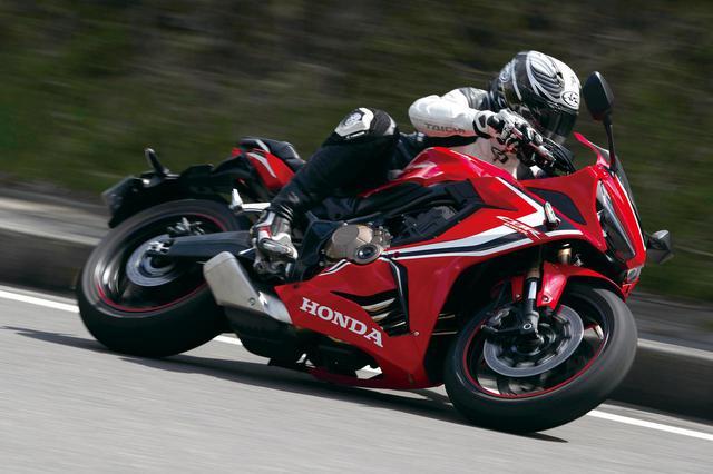 画像: ホンダ CBR650R【試乗インプレ・車両解説】 - webオートバイ